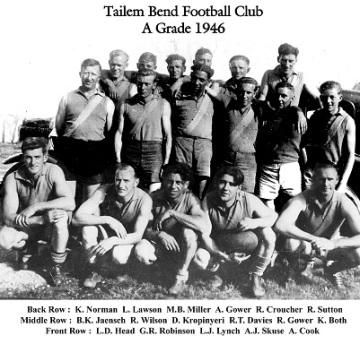league 1946 WS
