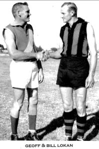Geoff & Bill Lokan